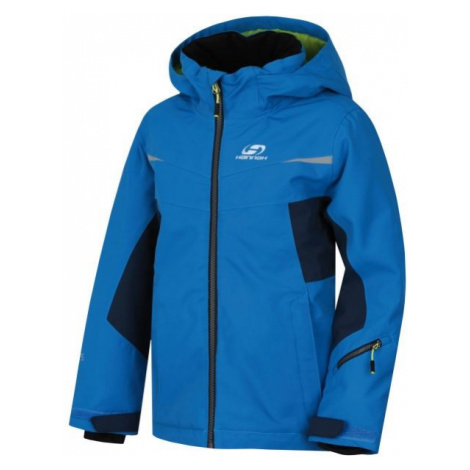 Hannah ROCCO JR modrá - Dětská lyžařská bunda