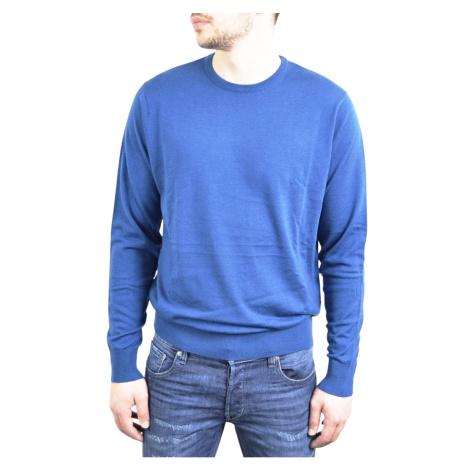 PIERRE BALMAIN Blue svetr