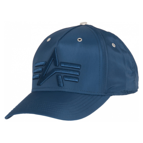 Alpha Industries Čepice Baseball Cap Flight rep. modrá