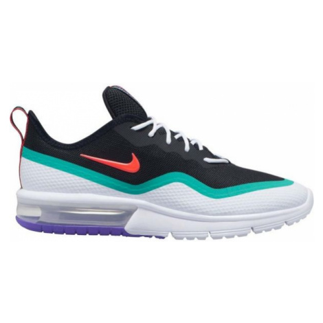 Nike AIR MAX SEQUENT 4.5 černá - Pánská volnočasová obuv