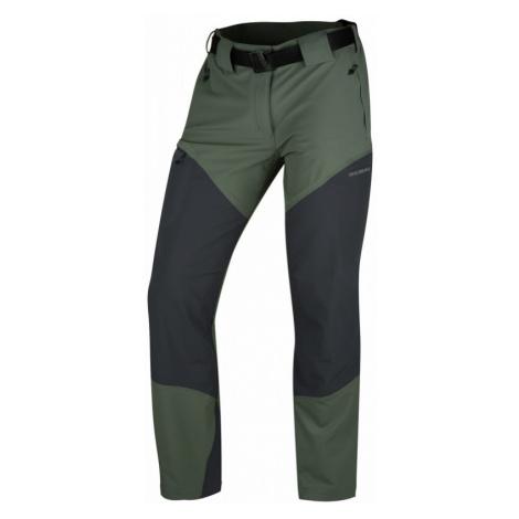 Pánské kalhoty HUSKY Keiry M šedozelená