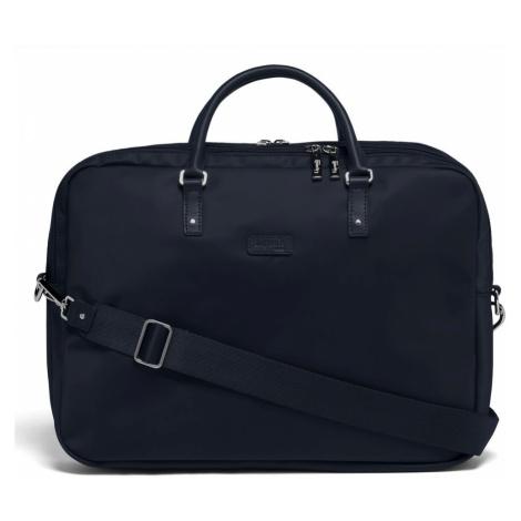 Lipault Dámská taška na notebook Lady Plume 15,6'' - tmavě modrá