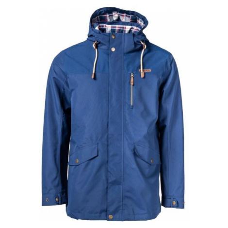 Head LUKE modrá - Pánská bunda