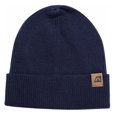 Zimní čepice Alpine Pro EDURNE - tmavě modrá