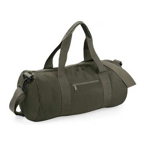 Barel taška BB - vojenská zelená