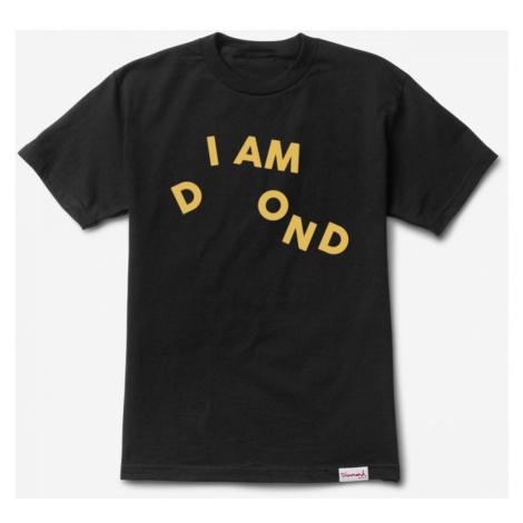 TRIKO DIAMOND I Am Sp19 - černá Diamond Supply Co.