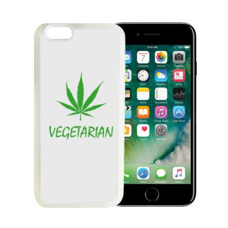 iPhone 7/8 kryt gumový soft Vegetarián