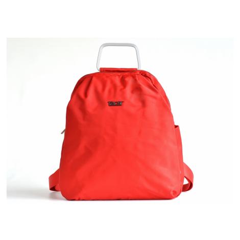 BRIGHT Dámský batoh A5 Červený, 32 x 10 x 36 (BR17-W117-8169-00TX)