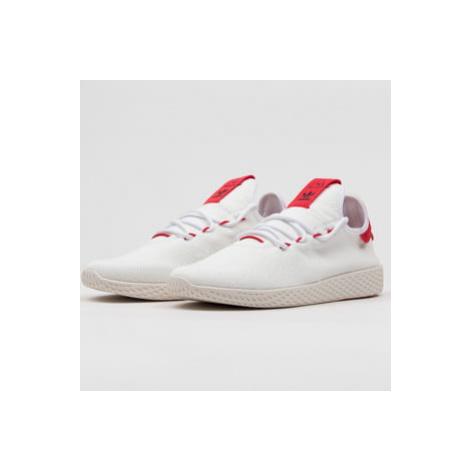adidas Originals Pharrell Williams Tennis HU ftwwht / scarlet / cwhite