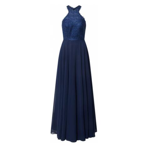 Mascara Společenské šaty 'SPARKLE LACE' tmavě modrá