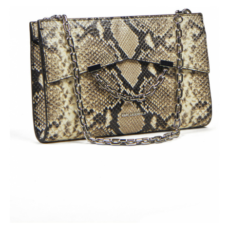 Kabelka Karl Lagerfeld K/Karl Seven Snake Clutch