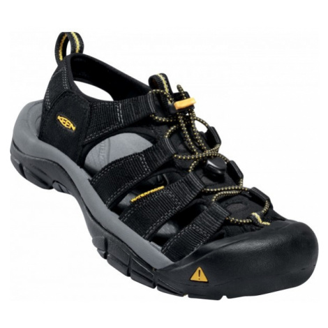 Keen NEWPORT H2 M černá - Pánské outdoorové sandále