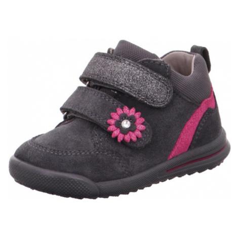 Dívčí celoroční boty AVRILE MINI, Superfit, 1-006373-2000, šedá