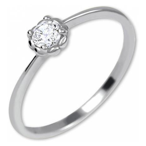 Brilio Silver Stříbrný zásnubní prsten 001 04