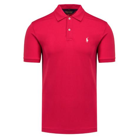 Polo Polo Golf Ralph Lauren SSKCPFSPPM1 červená