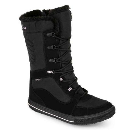 Loap NAVANA černá - Dámská zimní obuv