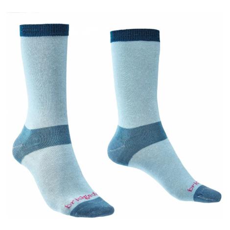 Dámské základní ponožky Bridgedale Everyday Outdoors Coolmax Liner Sky