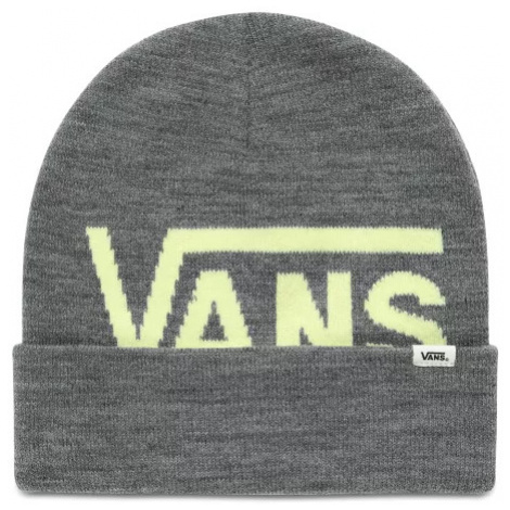 Čepice Vans Breakin Curfew heather grey