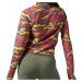 Tričko Reebok Yoga Camo Cover Up laser red