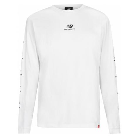 New Balance Essential Long Sleeve T Shirt Mens
