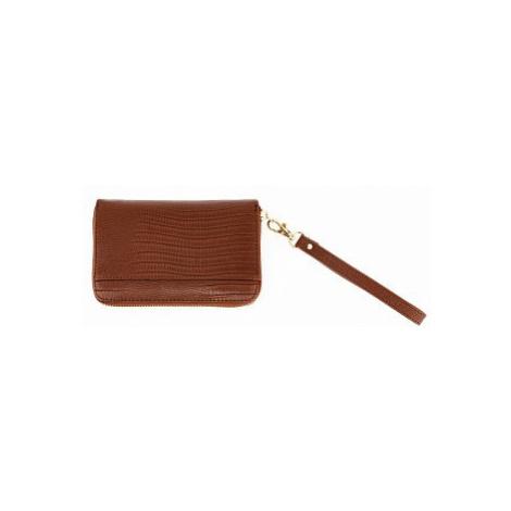 Anna Grace AGP1088 peněženka hnědá