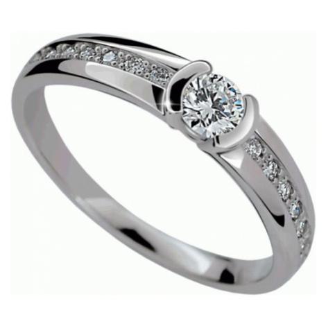 Danfil Luxusní zásnubní prsten DLR2106b
