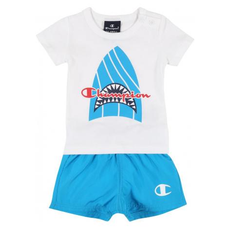 Champion Authentic Athletic Apparel Sada bílá
