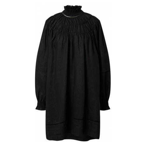 Line of Oslo Šaty 'Apple' černá