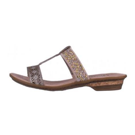 Pantofle RIEKER 63427-31