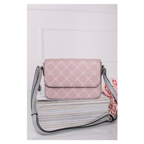Ružová crossbody kabelka 30700 Tamaris