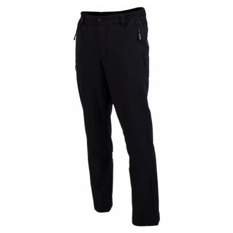 Hi-Tec ALVARO II černá - Pánské softshellové kalhoty