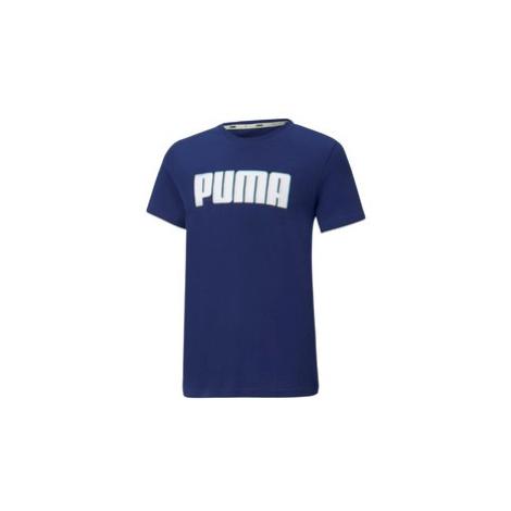 Alpha Graphic Tee B Puma