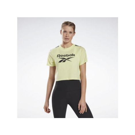 Reebok Sport Training Essentials Tape Pack T-Shirt Žlutá