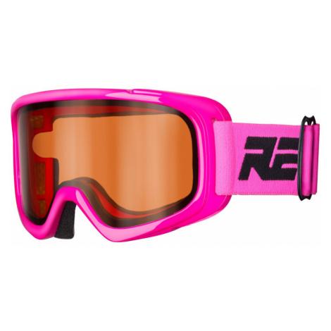 RELAX BUNNY Dětské lyžařské brýle HTG39A růžová XL