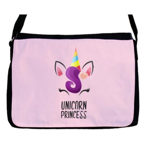 Taška přes rameno Unicorn princess
