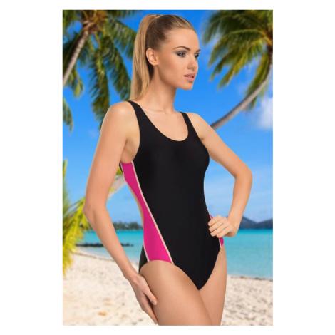 Jednodílné sportovní plavky Wenda I Winner