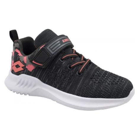 Lotto POLO růžová - Dětská volnočasová obuv