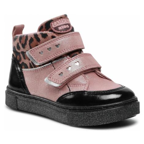 Kotníková obuv LASOCKI KIDS - CI12-SPLENDER-01A Lavender Rose