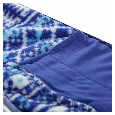 Dětská mikina Alpine Pro ELKINI 5 - modrá