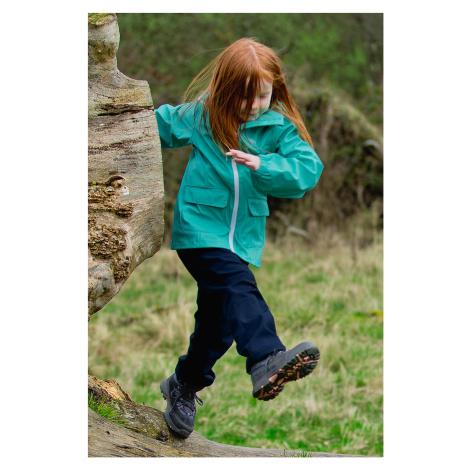 Dětské softshellové kalhoty Galloway Trespass