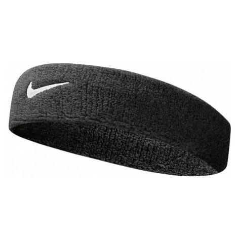 Nike SWOOSH HEADBAND černá - Čelenka
