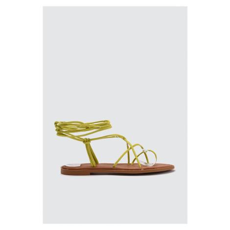 Trendyol Green Women Sandals