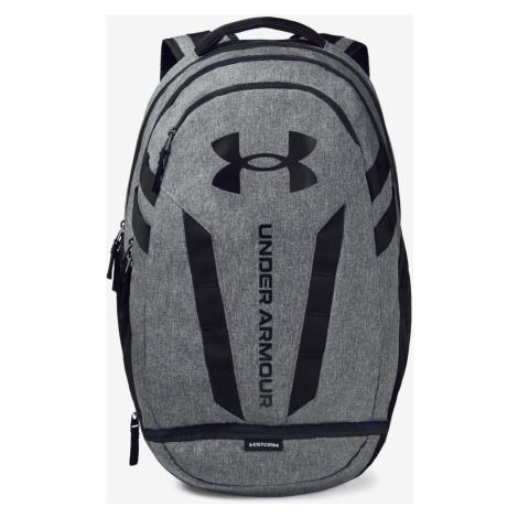 Batoh Under Armour Hustle 5.0 Backpack Barva: černá/šedá
