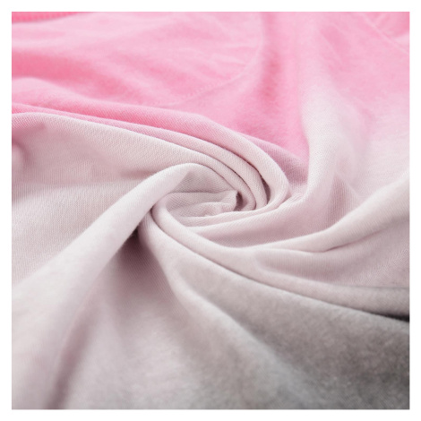 Dětské triko Alpine Pro MENDO - růžová