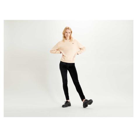 Mikina Levi´s® Standard Crew Toasted dámská růžová