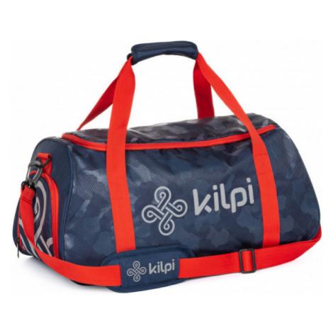 KILPI Fitness taška DRILL-U MU0038KIDBL Tmavě modrá UNI