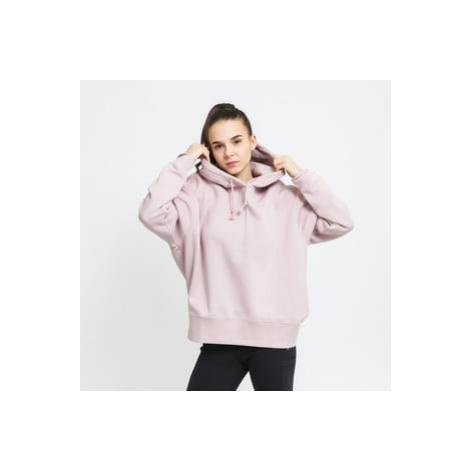 Nike W NSW Hoodie Fleece Trend světle fialová