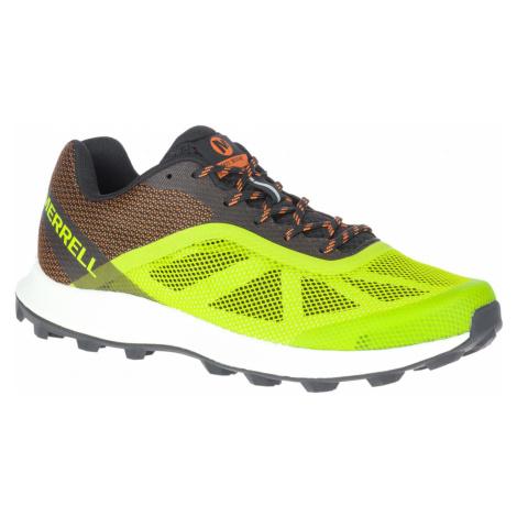 Běžecká obuv Merrell MTL SKYFIRE J066401 Zelená / Hnědá