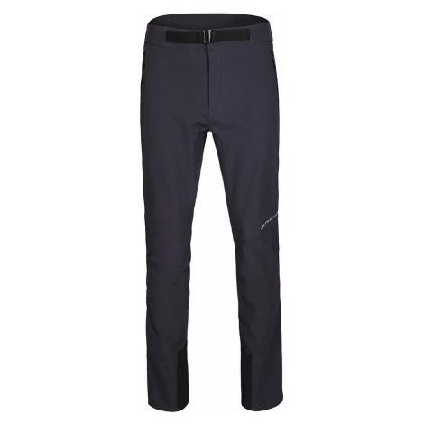 Pánské softshellové kalhoty Alpine Pro ROHAN - tmavě šedá