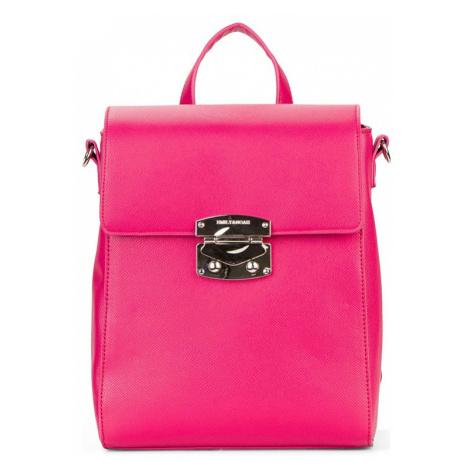 Elegantní dámský batoh Emily & Noah Luca - růžová